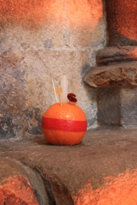 orange offering, bolton abbey