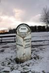 harrogate leeds road marker