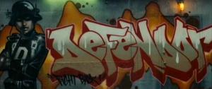 defendor graffito
