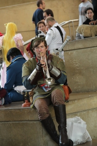 link with trumpet