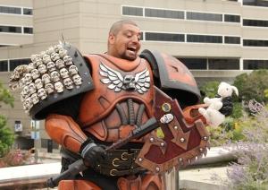 warhammer vs bunny